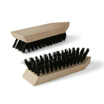 Brush for mud - wood