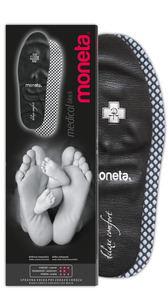 Ortopedická stélka Medical Black